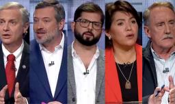 debate presidencial - 24-09-2021